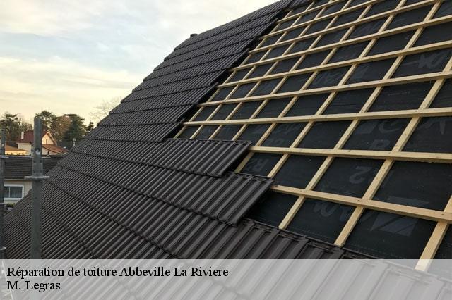 Reparation De Toiture A Abbeville La Riviere Tel 01 84 35 51 34