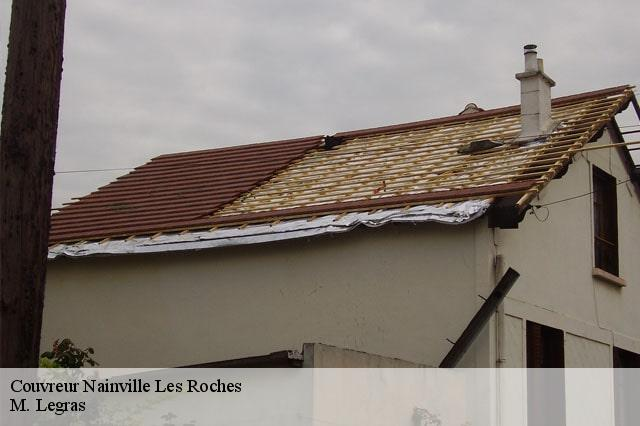 Couvreur  nainville-les-roches-91750